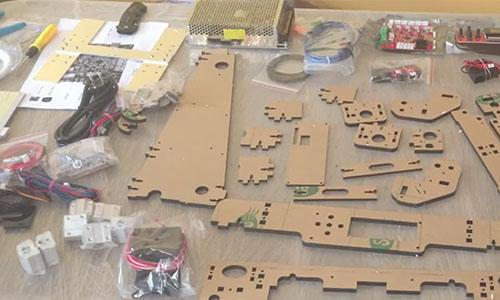 Une Anet A8 en kit