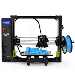 The TAZ 6 by LulzBot