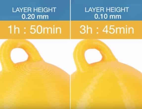Best 3D printer buying guide: layer thickness