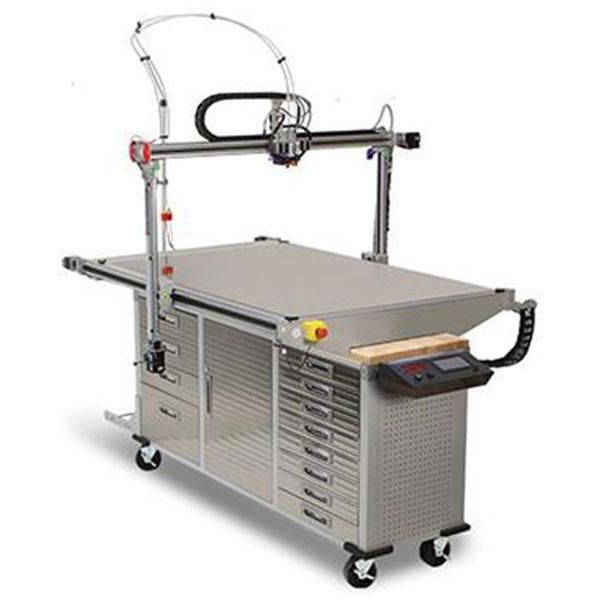 http://3D-printer-3D-platform-400-Series-workbenchxtreme-perspective