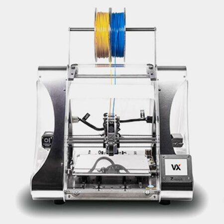 VX ZMorph - Ceramic, Clay, Hybrid manufacturing