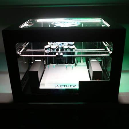 Aether 1 Aether  - Bioprinting, Ceramic, Hybrid manufacturing