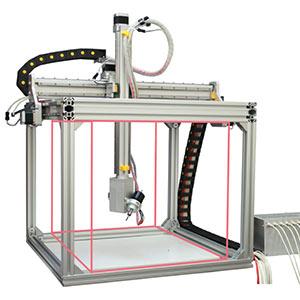 5AXISWORKS 5AXISMAKER imprimante 3D avec fraisage CNC