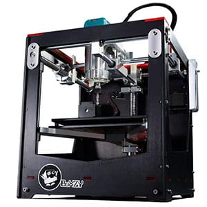 BoXZY CNC 3D printer all in one CNC mill