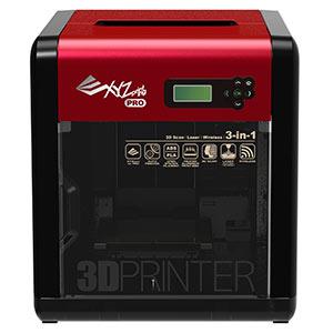 XYZprinting all in one 3D printer Da Vinci Pro 3 in one