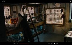 3D printer movie cameo - Ant-Man