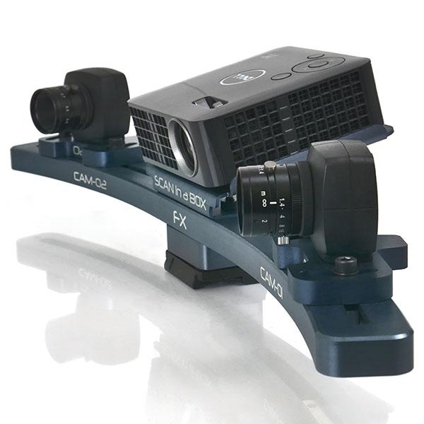 Scan In a Box FX Open Technologies - 3D scanners