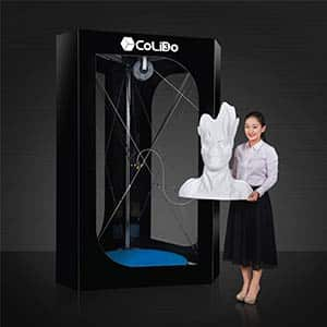 The CoLiDo Mega, an XXL 3D printer for XXL 3D prints.