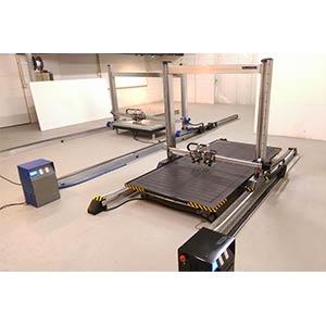 La EB 2076 LX d'Erectorbot est une imprimante 3D grand format.