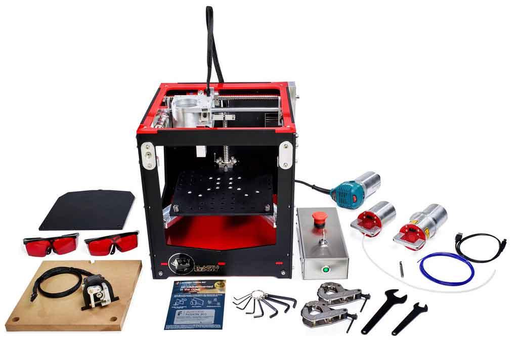 BoXZY Complete BoXZY - 3D printers