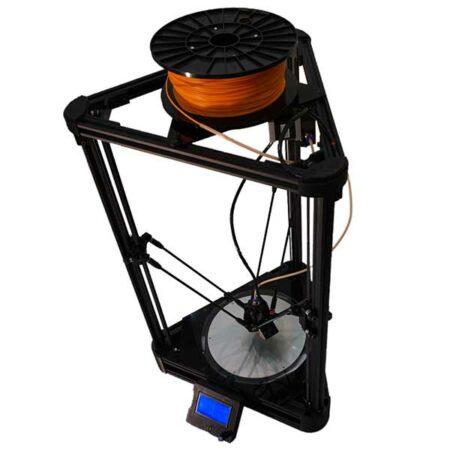 DELTA BLACK Natural Robotics - 3D printers