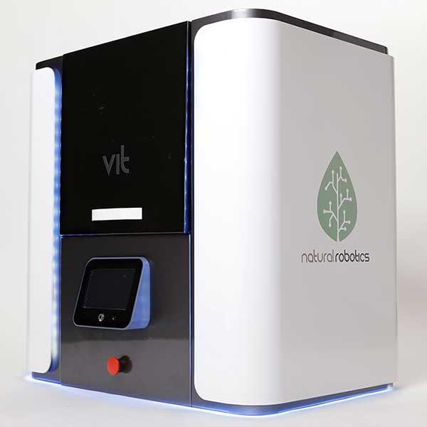 VIT SLS Natural Robotics - 3D printers