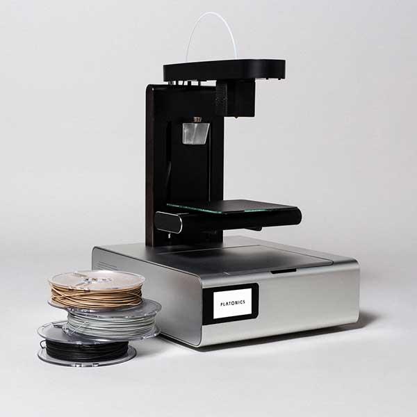 Ark Platonics - 3D printers
