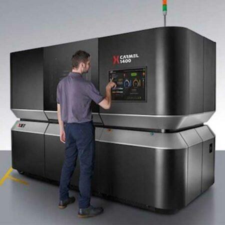 Carmel 700M XJet - 3D printers