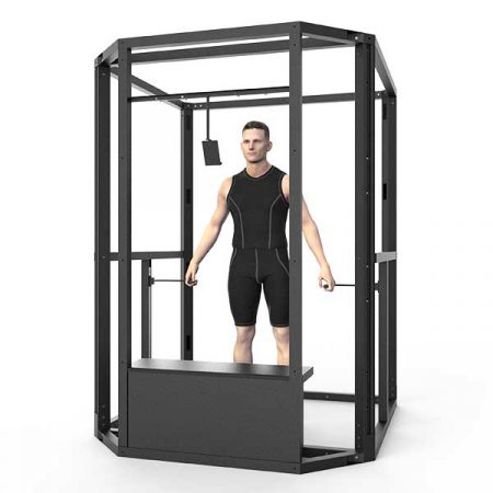 3D Body Scanner TWINSTER - Body scanning