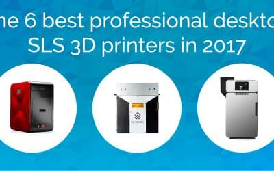Our selection of the best professional desktop SLS 3D printers 🏆