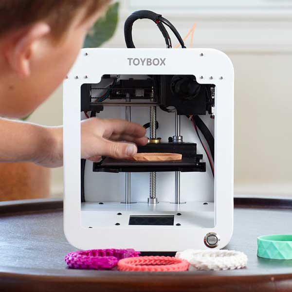Toybox Toybox Labs - 3D printers
