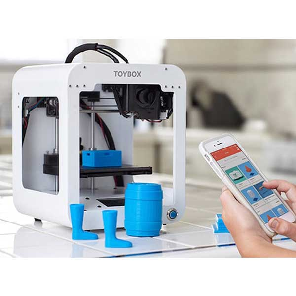 Toybox Toybox Labs - 3D printers