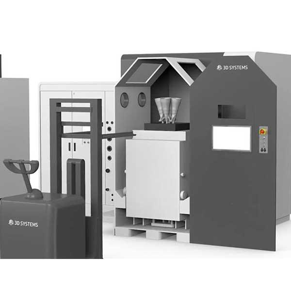 DMP 8500 3D Systems - 3D printers