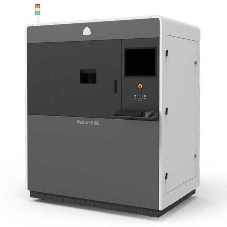 ProX SLS 6100 3D Systems - SLS - EN