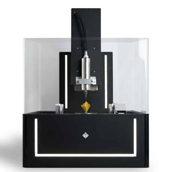 Ethereal Halo review - all-in-one 5-axis professional 3D printer