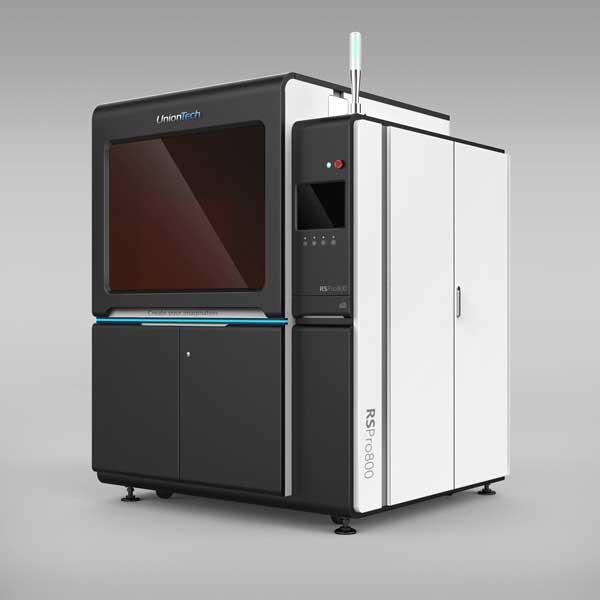 RSPro800 UnionTech - 3D printers
