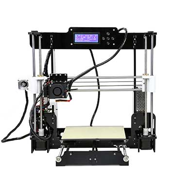 Anet A8, 3D printer for the holidays under $300
