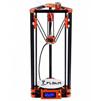 FLSUN Delta Kossel DIY, 3D printer holiday gift under $500