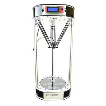 SeeMeCNC Rostock MAX, 3D printer holiday gift under $1000