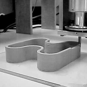 Contour Crafting house 3D printer