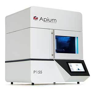 The Apium P155 (formerly Indmatec HPP 155) is a PEEK and PEI 3D printer.