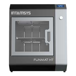The INTAMSYS FUNMAT HT is a professional PEEK 3D printer.