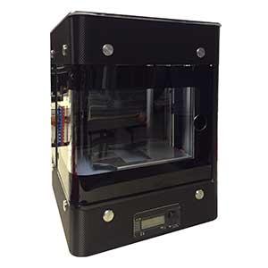 La Zinter Aero est une imprimante 3D PEEK et PEI.