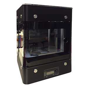The Zinter Aero is a PEEK 3D printer and a PEI 3D printer.