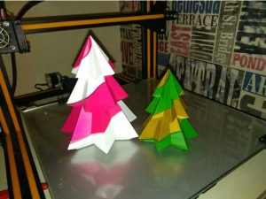 Candy Crane Christmas Tree