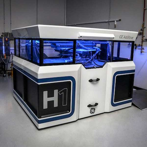 H1 GE Additive - 3D printers