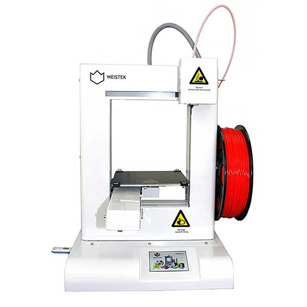 IdeaWerk Speed 3D Printer (WT280X) Weistek - 3D printers