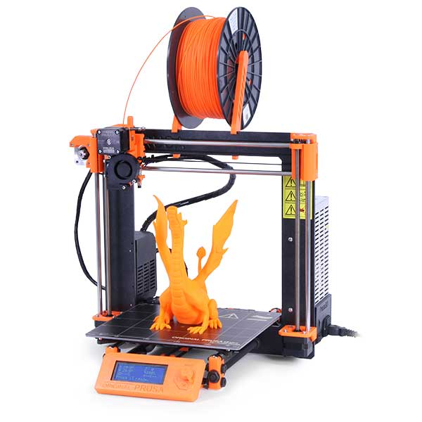 Original Prusa i3 MK2S (Kit) Prusa Research - 3D printers