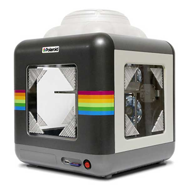 3D printer Polaroid NanoPlus perspective