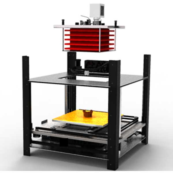 ABSolute3 QUALUP - 3D printers