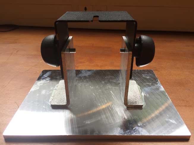 La plateforme d'impression 3D de la Photocentric Liquid Crystal HR.