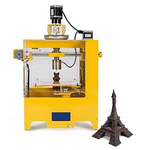 AIBOULLY Chocolate printer Imprimante 3D alimentaire AIBOULLY Chocolate printer
