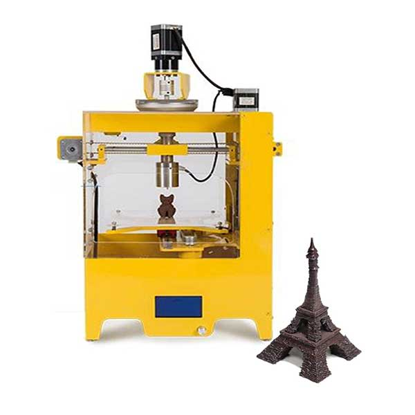 Chocolate printer AIBOULLY - 3D printers