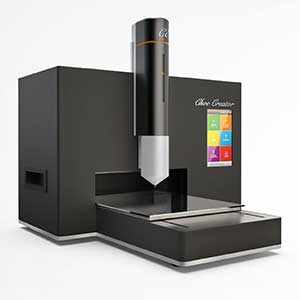 Choc Edge Choc Creator V2 Plus food 3D printer