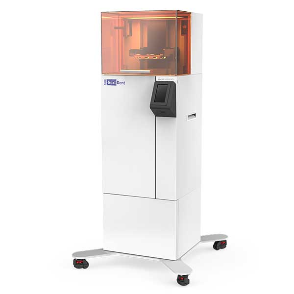 3D Systems NextDent 1500 review - professional dental 3D printer