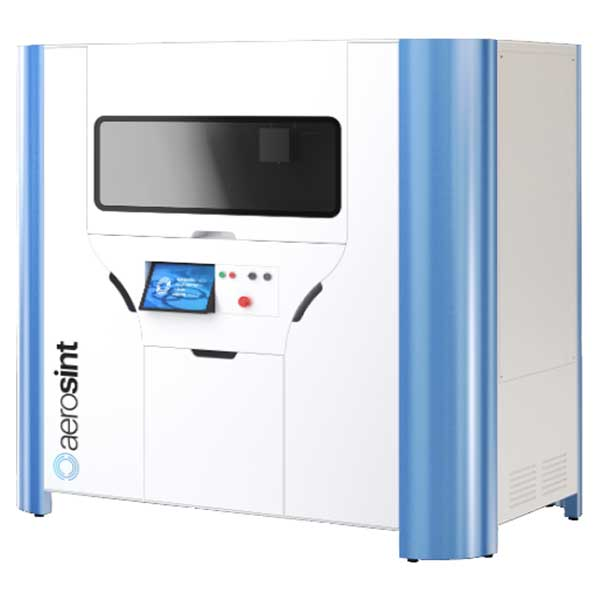 Multi-Powder SLS 3D Printer
