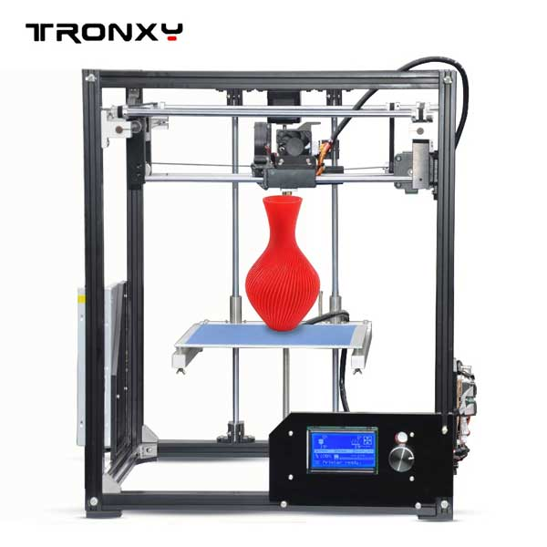 Tronxy X5 (Kit) review - budget 3D printer with large build