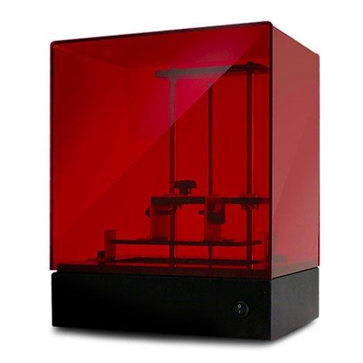 Imprimante 3D résine SLA et DLP pour la dentisterie et réaliser des modèles très précis en 3D.