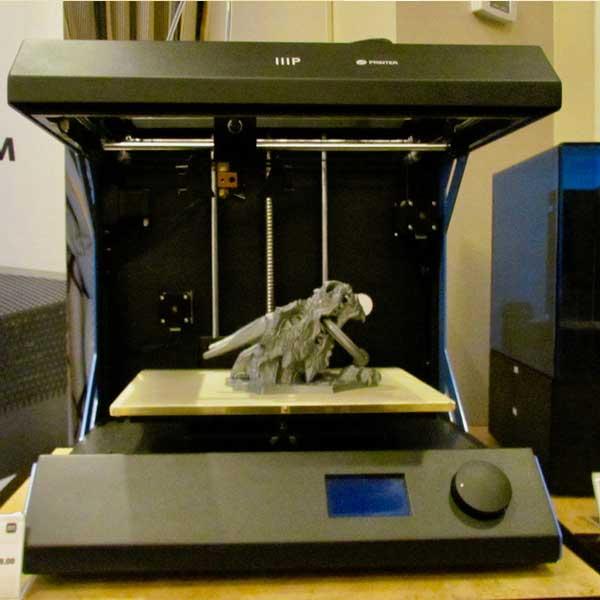 MP Maker Prism  Monoprice - 3D printers