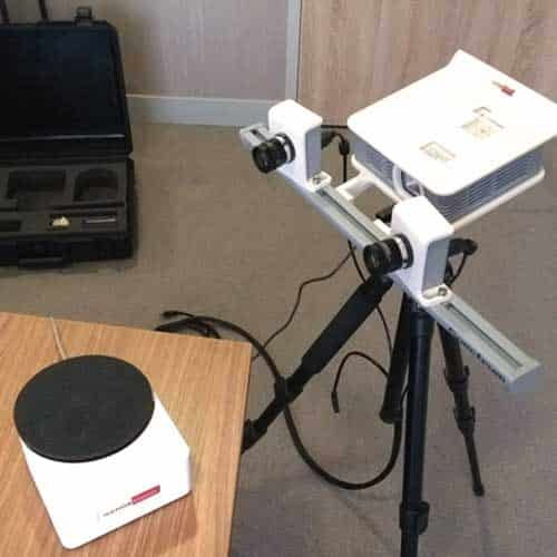 [Hands-on] The RangeVision Spectrum, a desktop 3D scanner